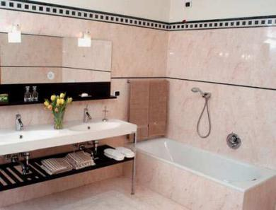 Keep bathrooms sanitized - Cleaning Tips