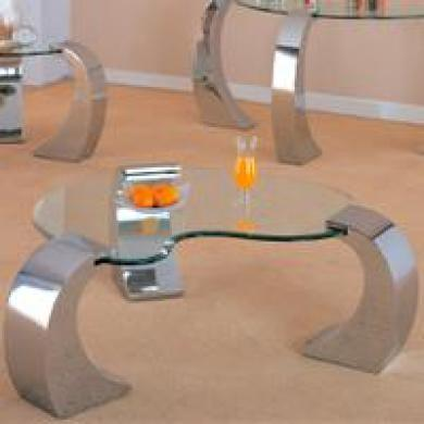 Keep your glass table nice and shiny at all times