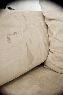How to Take Out Stains from Microfiber Furniture