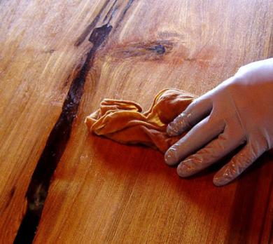 How to Renew Wood Furniture - Cleaning Tips