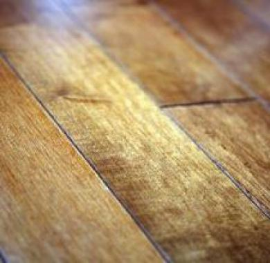 Vinegar for wooden Floors?